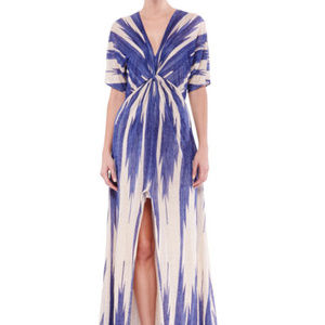 Ralph Lauren Black Label Suzanne Maxi Dress L